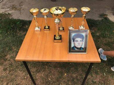 Memorijalni turnir Damir Kordiš u Vetovu
