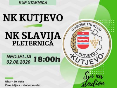 Slavija iz Pleternice je gost na ŠRC Kutjevo