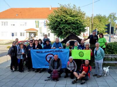 Tri planinarska društva zajedno na jednodnevnom izletu prema Roginom kamenu