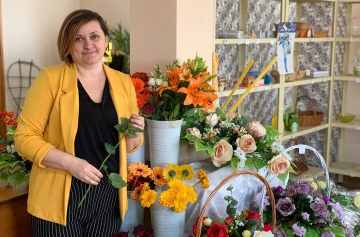 Mihaela Grgić - Cvjećarna Sara Kutjevo