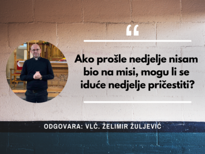 Vlč. Želimir Žuljević odgovara…