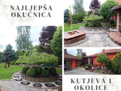 Dario Marinović osvojio nagradu za najljepšu okućnicu Kutjeva i okolice