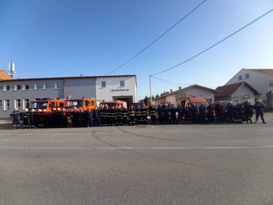Vatrogasni centar Kutjevo
