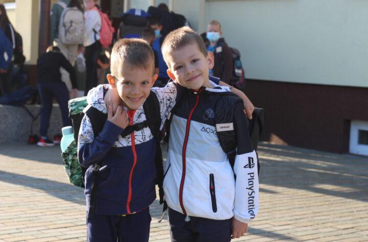 prvi dan škole Kutjevo
